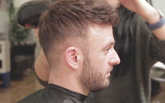 Protez Saç Tekniği