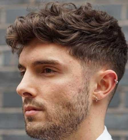 Saçaklı Saç Modeli