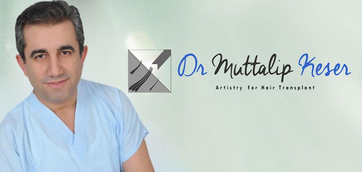 Dr. Muttalip Keser Saç Ekimi
