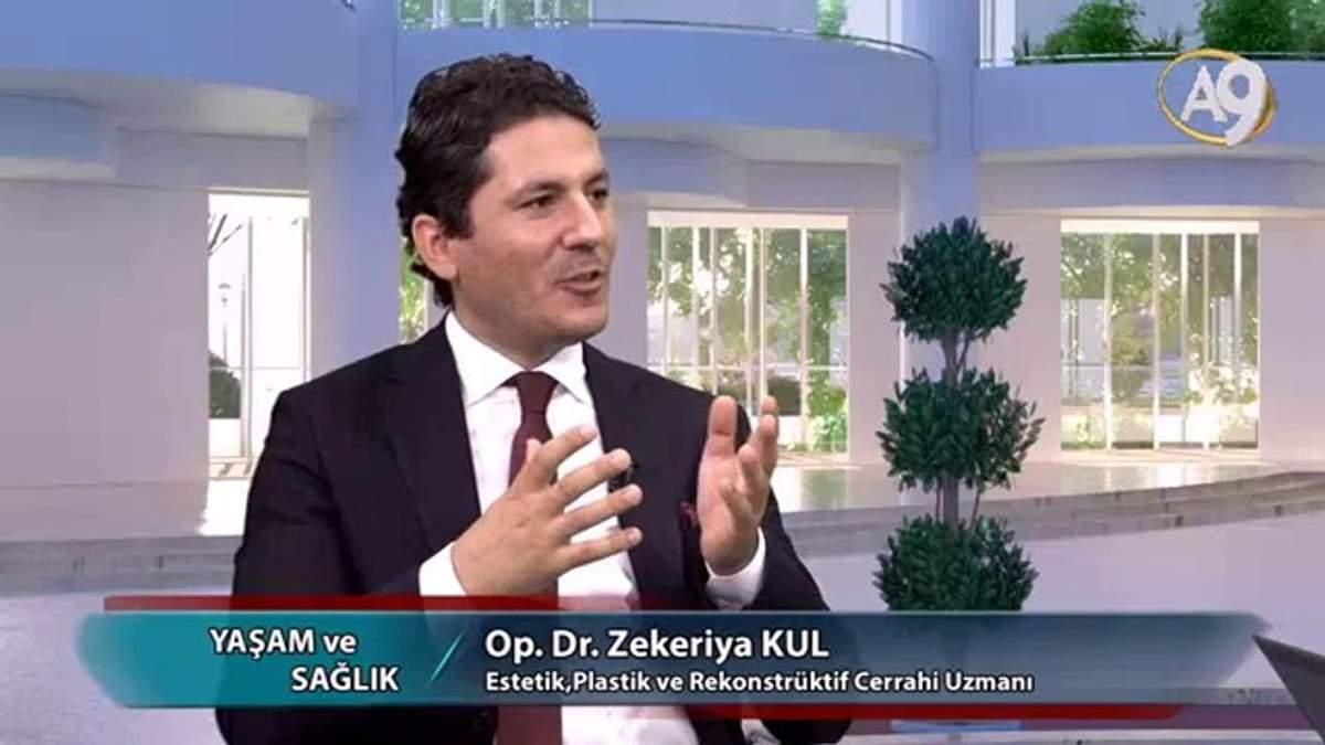 Dr. Zekeriya KUL Saç Ekim