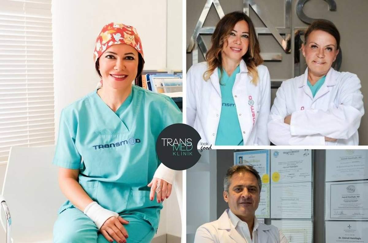 Transmed Saç Ekim Merkezi İstanbul