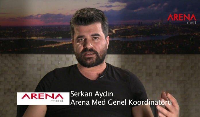 Arenamed Serkan Aydın Saç Ekimi Şikayetleri