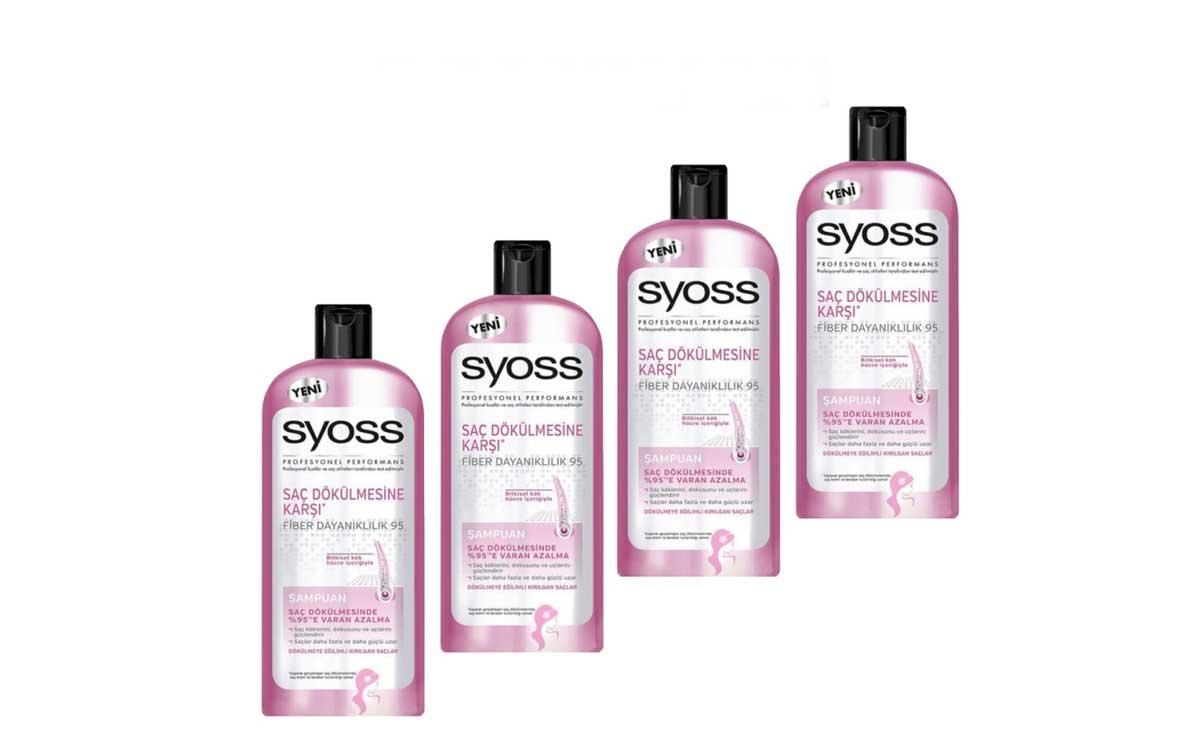 Syoss Saç Dökülmesine Karşı Şampuan Nedir